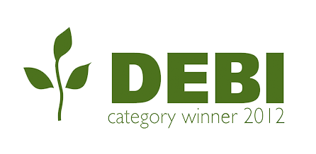 We won the DEBI award