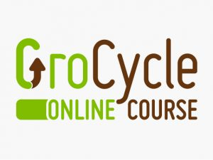GroCycle Online Course Logo