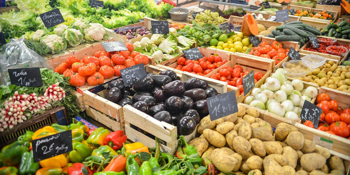 Find customers on farmers markets
