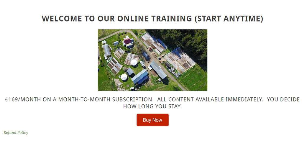 Ridgedale Permaculture's Online PDC