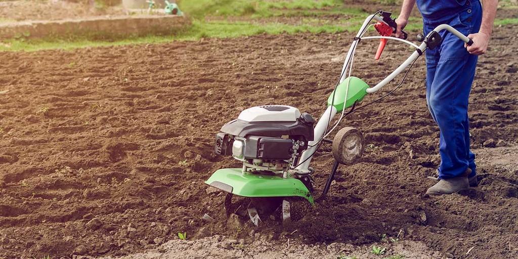 Prepare Your Soil - tiller