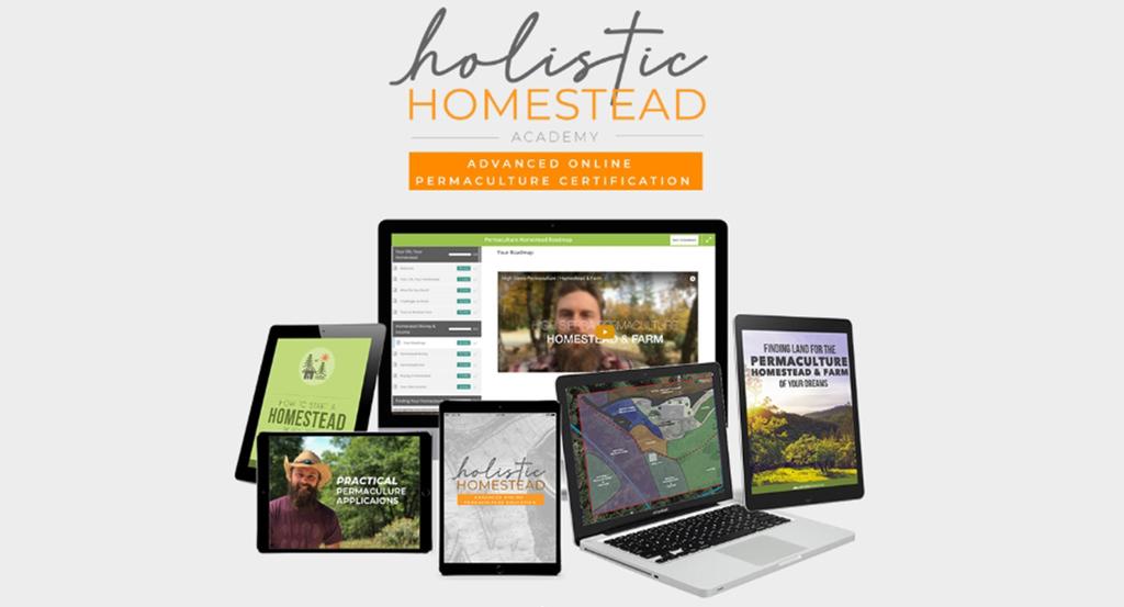 High Sierra Permaculture's Holistic Homestead Academy