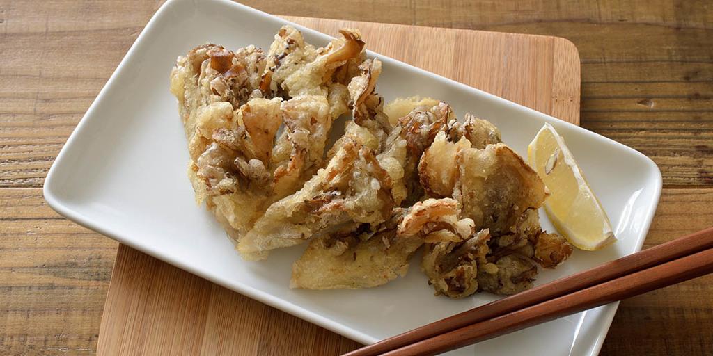 Eat Maitake Mushrooms