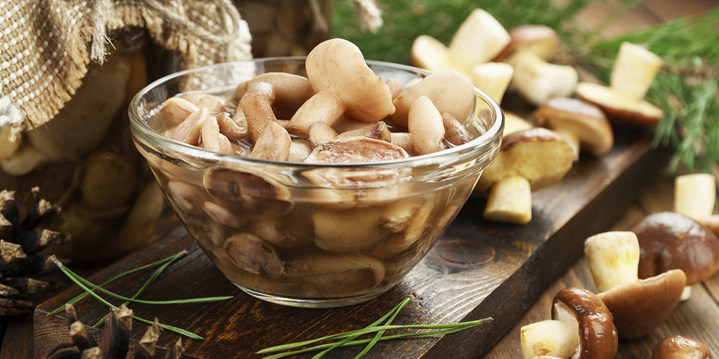 Pickling Your Extra Mushrooms