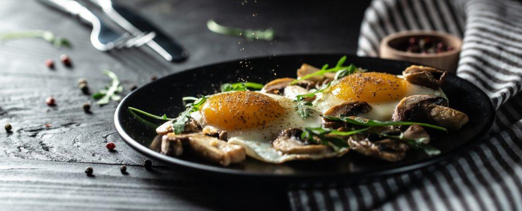 Are mushrooms keto?